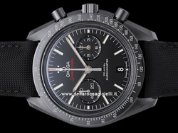 Omega Speedmaster Moonwatch Dark Side Of The Moon Co-Axial Chronograph 31192445101003 Quadrante Nero