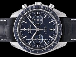 Omega Speedmaster Moonwatch Co-Axial Chronograph 31193445103001 Quadrante Blu