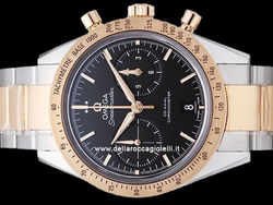 Omega Speedmaster 57 Co-Axial Chronograph 33120425101002 Quadrante Nero