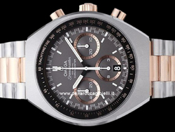 Omega Speedmaster Mark II Co-Axial Chronograph 32720435001001 Quadrante Grigio