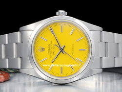 Rolex Air-King 14000 Oyster Quadrante Giallo
