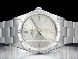 Rolex Air-King 14010 Quadrante Argento