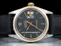 Rolex Datejust 1601 Quadrante Nero