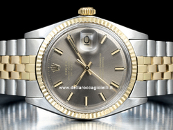 Rolex Datejust 1601 Jubilee Quadrante Bronzo Wide Boy