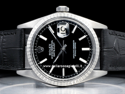 Rolex Datejust 1603 Quadrante Nero