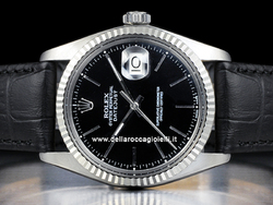 Rolex Datejust 16014 Quadrante Nero
