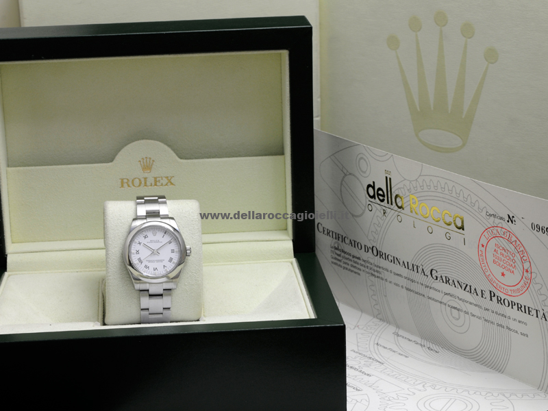 Hublot Watch Price >> Rolex Oyster Perpetual Medium Lady 31 177200 Oyster ...