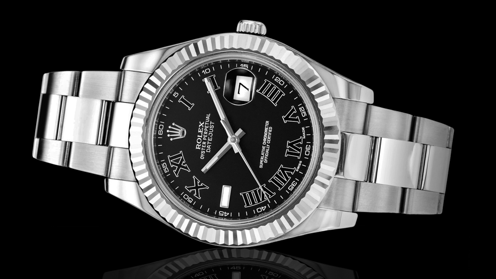 Il calibro del Datejust 41 mm
