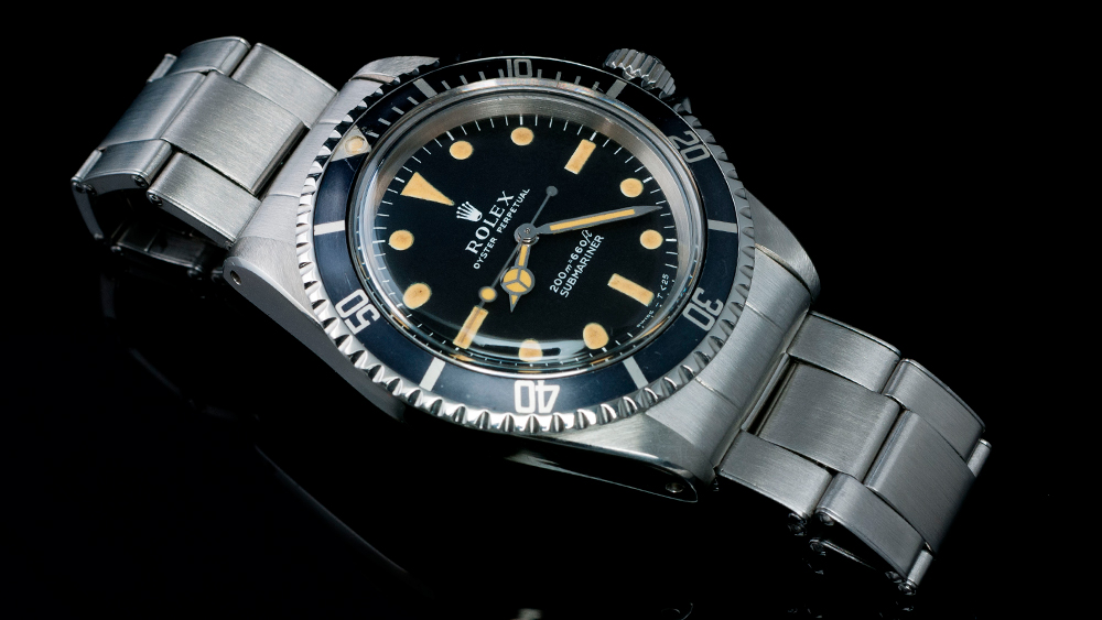 Investire in un Rolex Submariner vintage