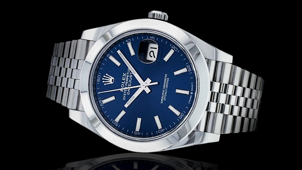 La storia del Rolex Datejust 2 41 mm