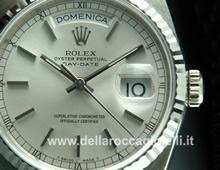 taglia 40 52d18 6d3af OROLOGI ROLEX DAY-DATE | DellaRoccaGioielli.IT