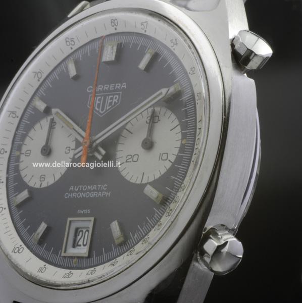 sito affidabile 9ef98 7f886 Orologio Heuer Modello Carrera Vintage - Anni '70 | della ...