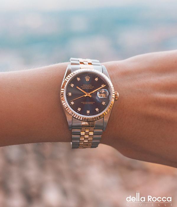 Rolex Datejust Brillanti